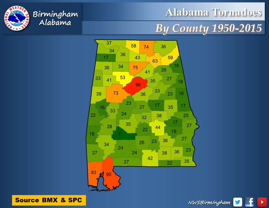 Tornadoes – Lee County, Alabama, Emergency Management Agency